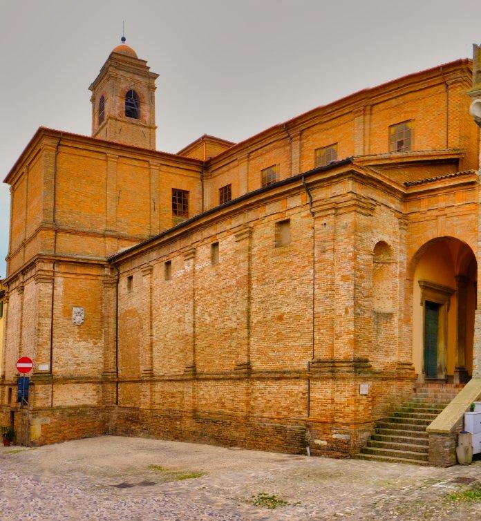 La Cattedrale di Santa Caterina - Bertinoro