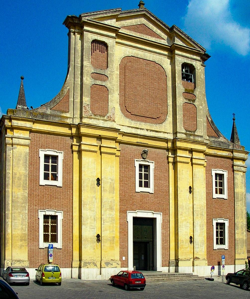 Il Duomo di Brisighella