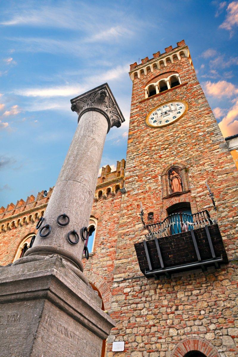 La torre civica di Bertinoro