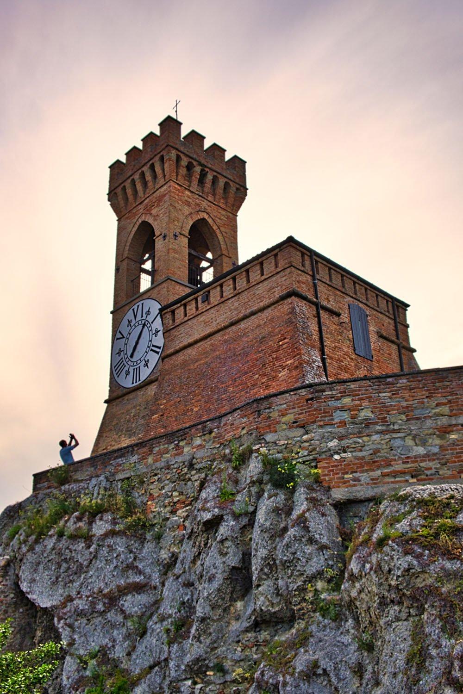 La Torre dell'Orologio di Brisighella