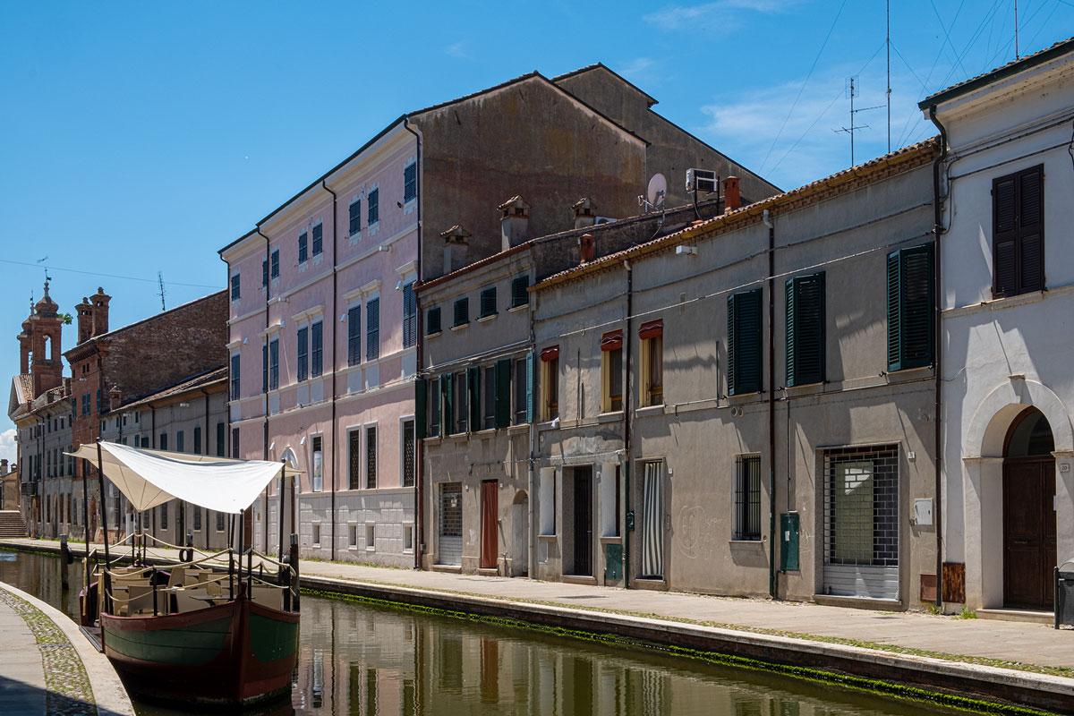 Centro storico di Comacchio