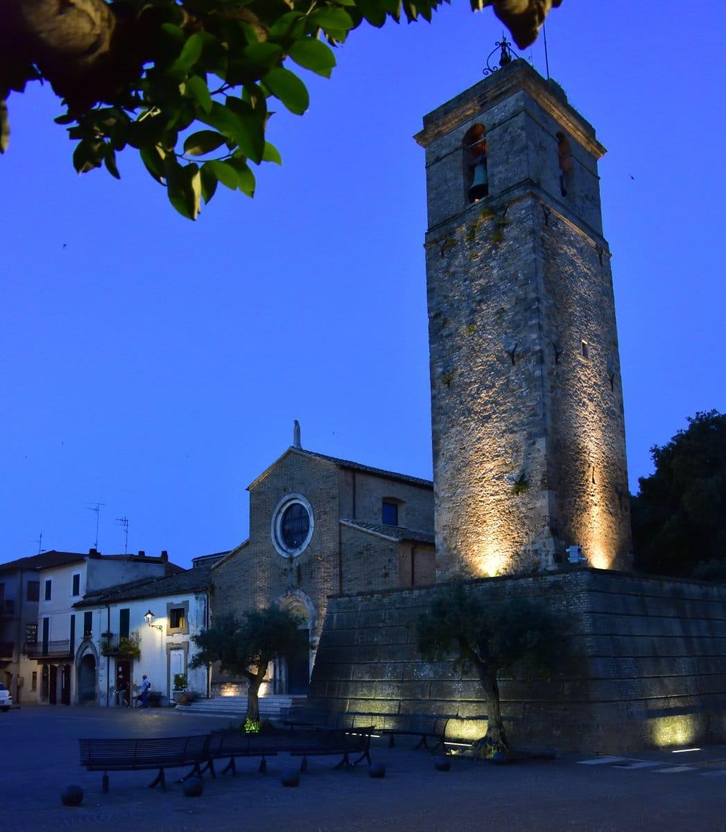 Chiesa di San Matteo Apostolo a Rocca San Giovanni