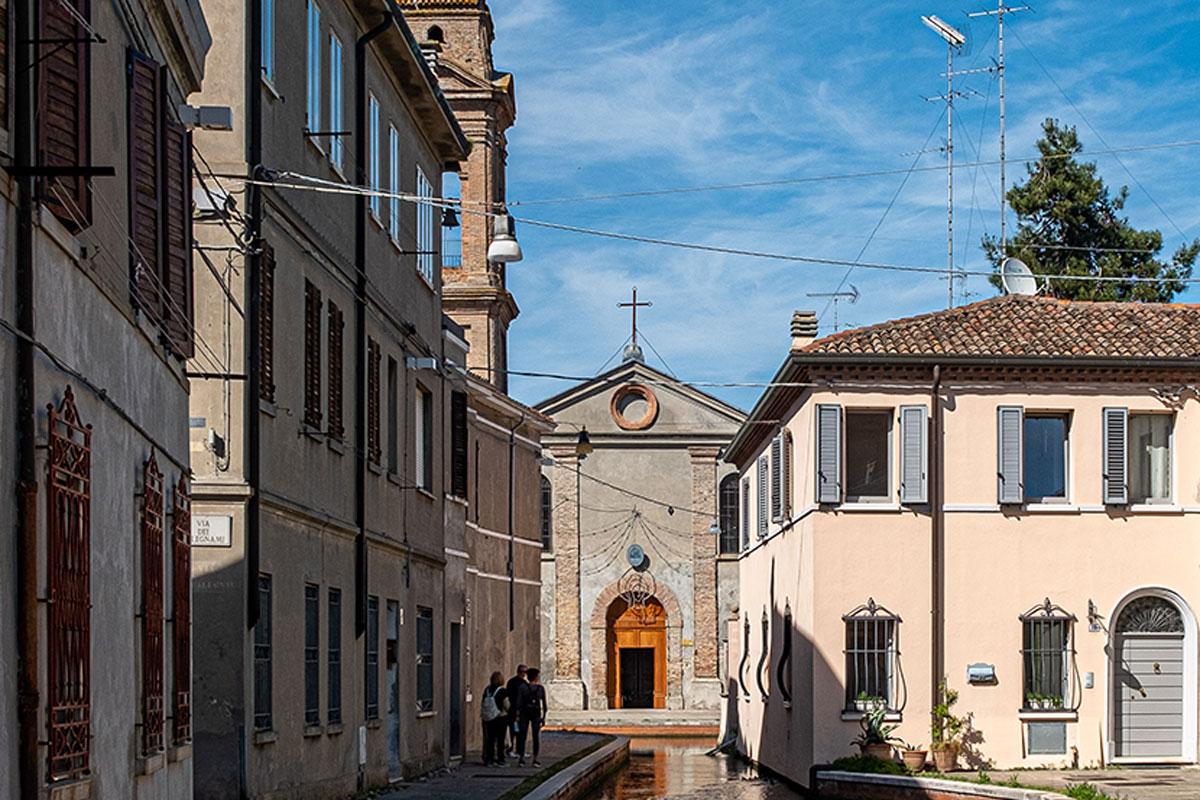 La Chiesa di Santa Maria del Carmine