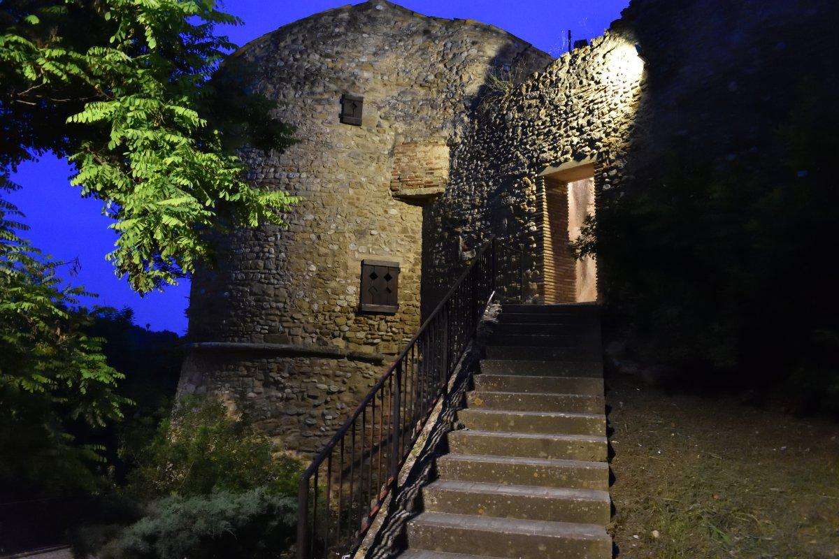 Il Torrione di Rocca San Giovanni