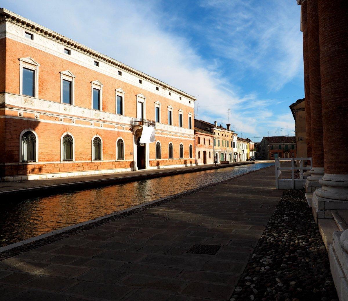 Il Palazzo Bellini di Comacchio