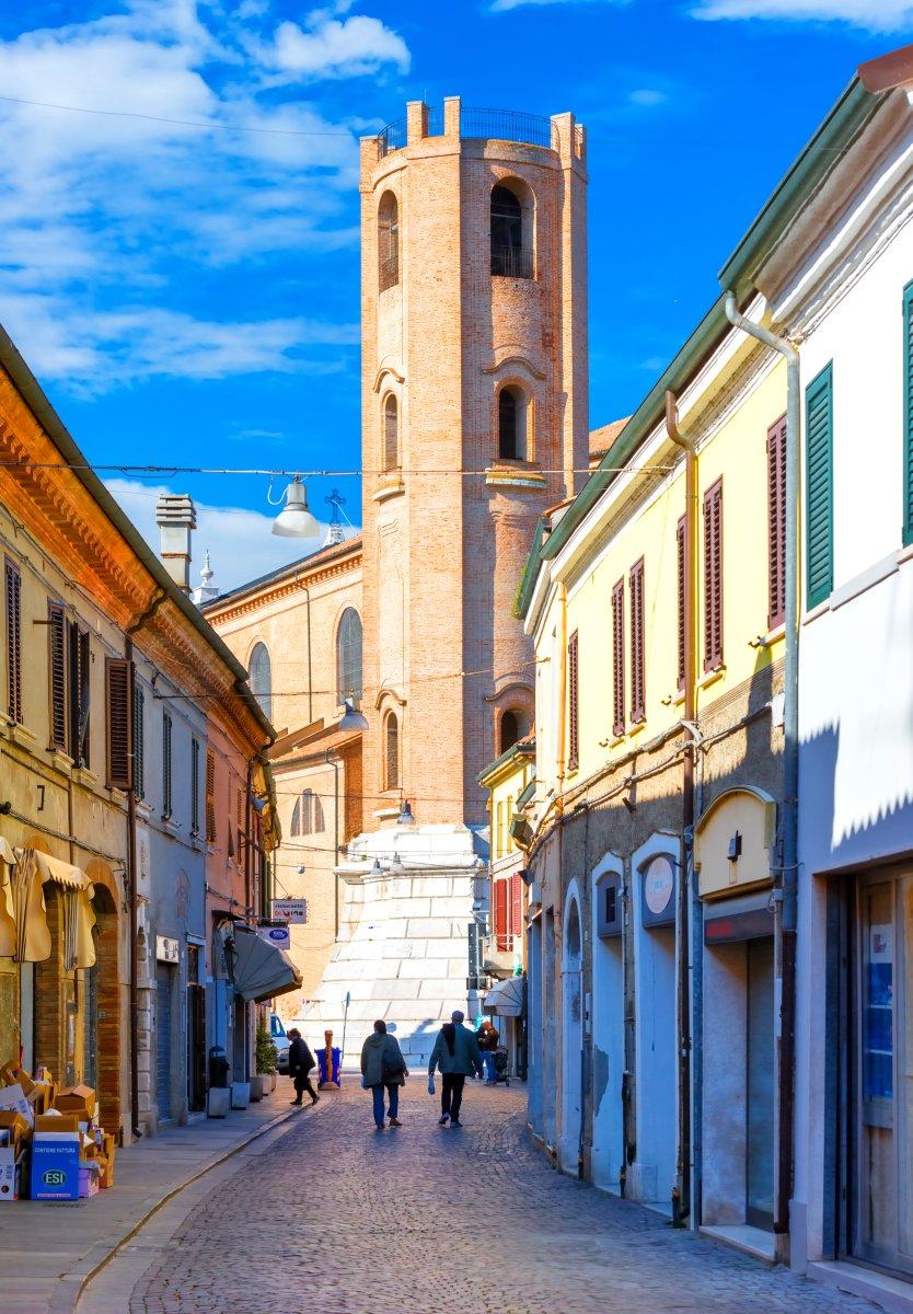 La Torre del Duomo di San Cassiano