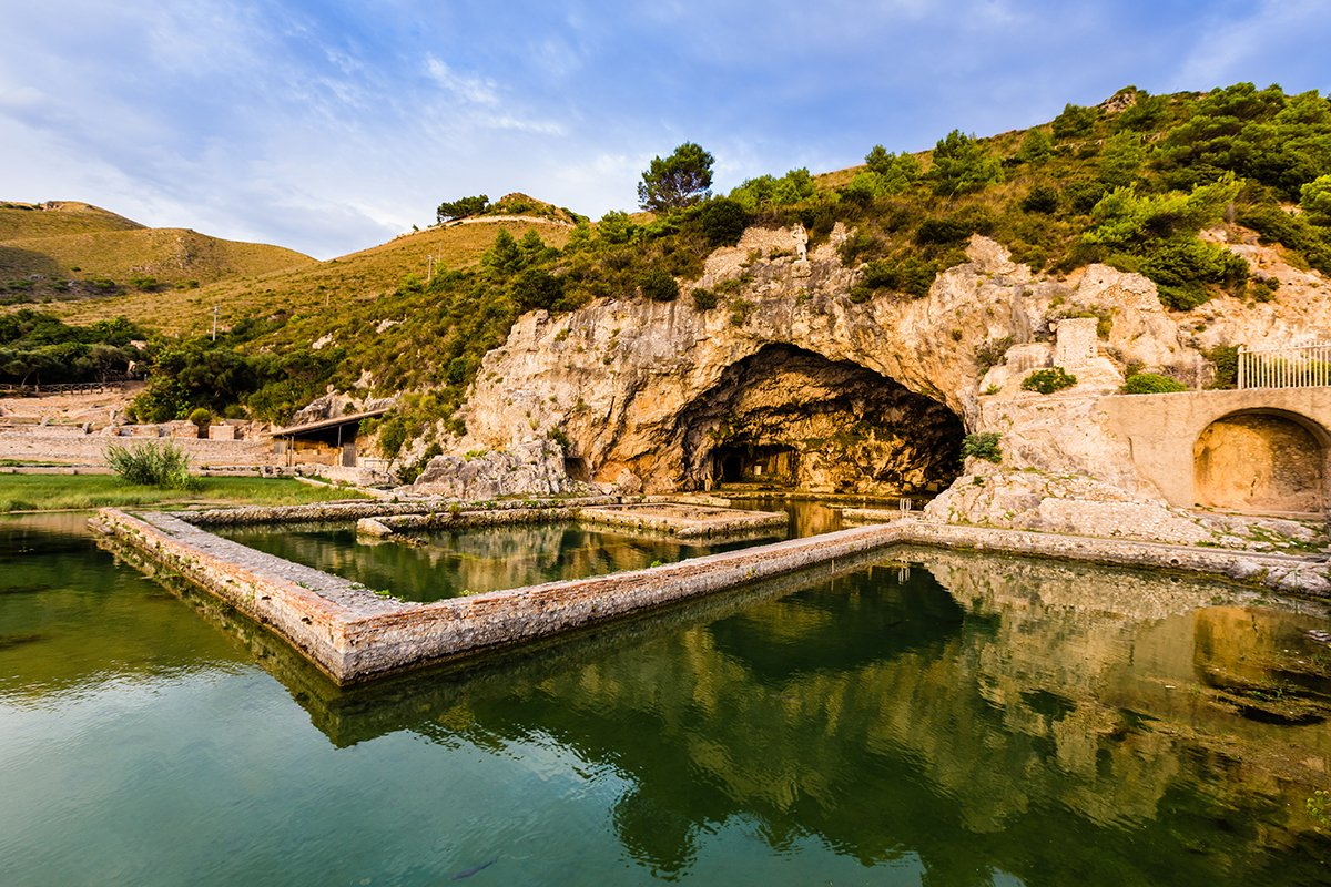 La Villa di Tiberio a Sperlonga