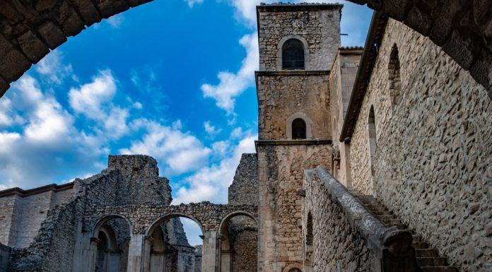 L'Abbazia del Goleto e il borgo di Rocca San Giovanni