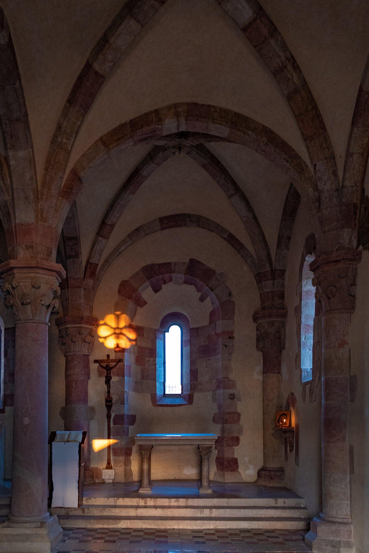 La Cappella di San Luca