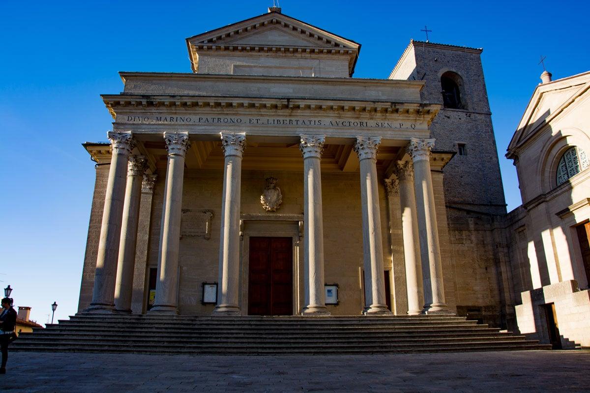 La Basilica del Santo San Marino