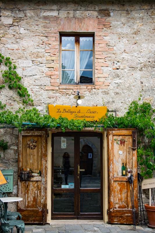 Locande di Bagno Vignoni
