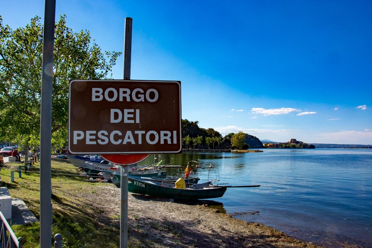"""Il """"Borgo dei Pescatori"""" di Marta"""