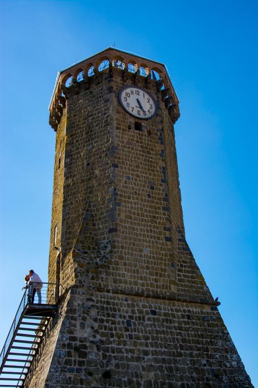 La Torre dell'Orologio di Marta