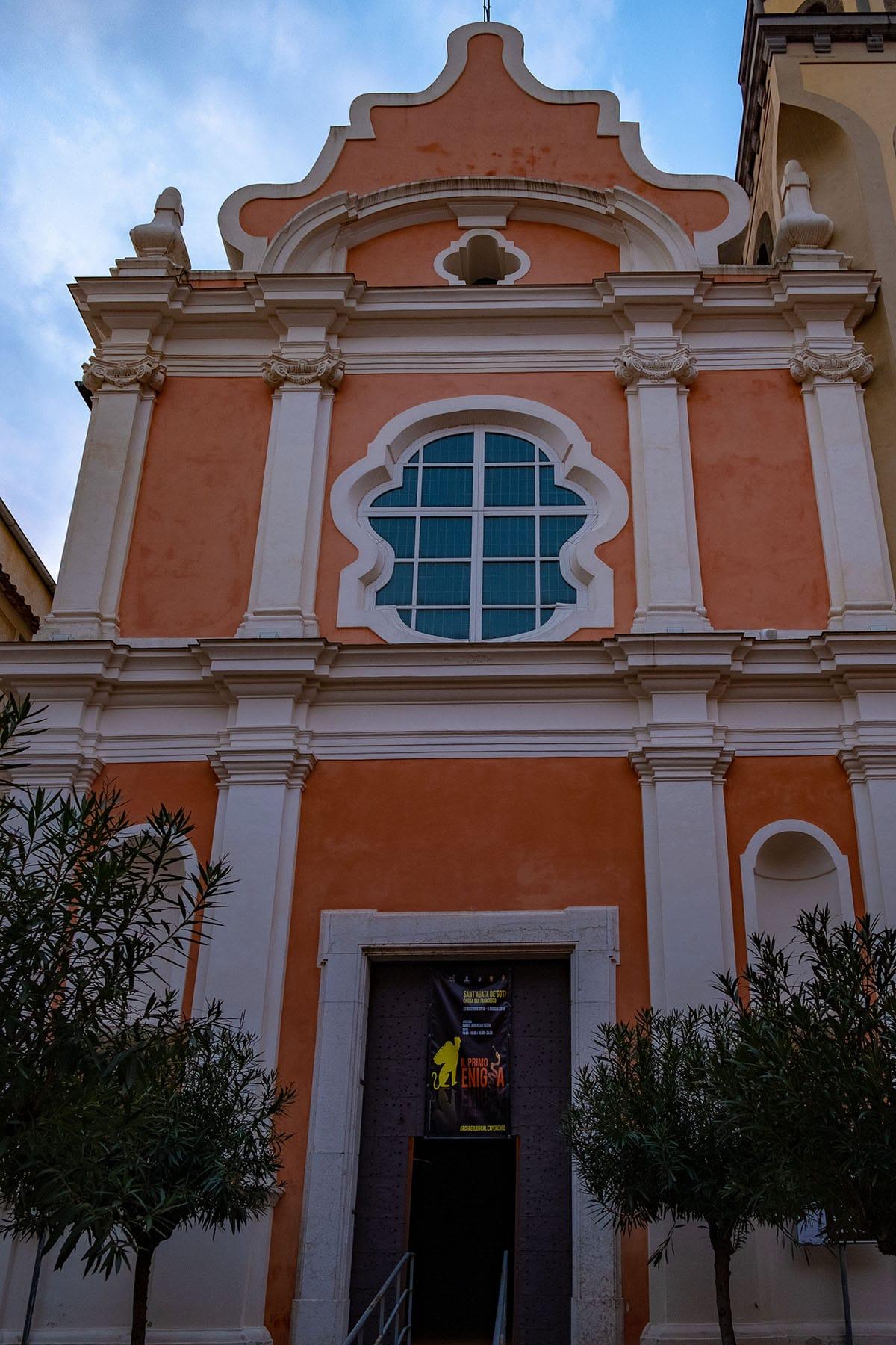 Chiesa San Francesco Sant'Agata de'Goti