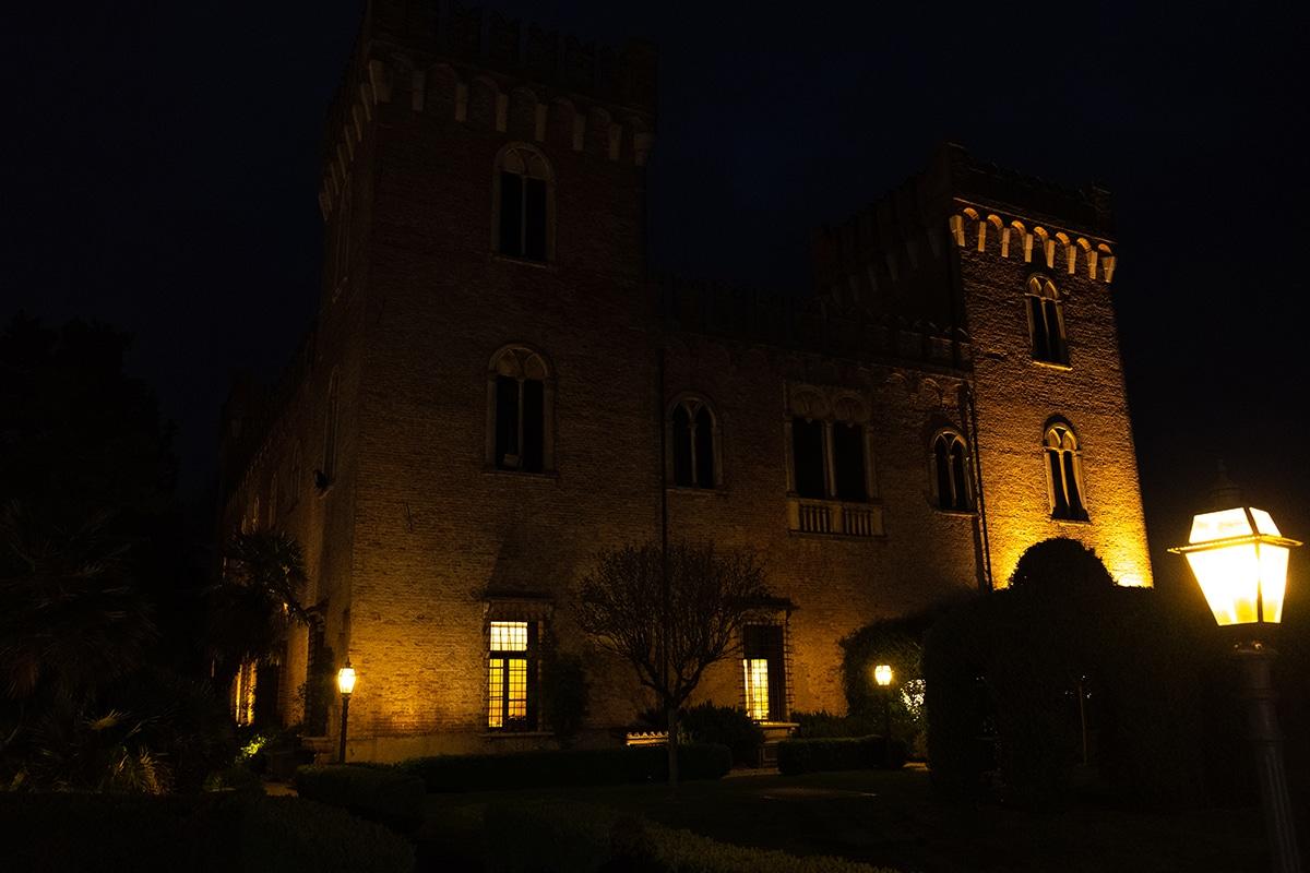 Il Castello Bevilacqua di Montagnana
