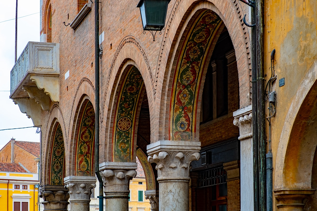 Palazzo Cassa di Risparmio di Montagnana