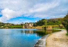 Il lago d'Averno- Pozzuoli