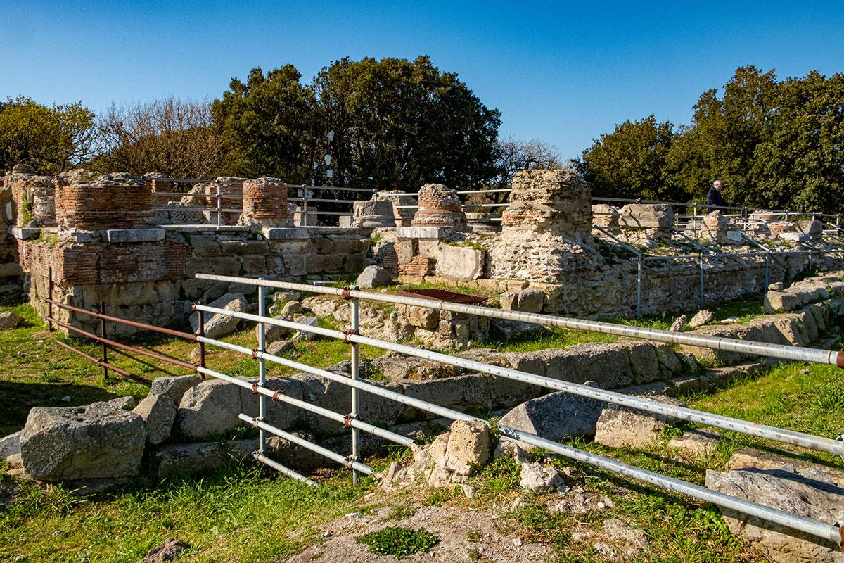 Tempio di Apollo - Cuma