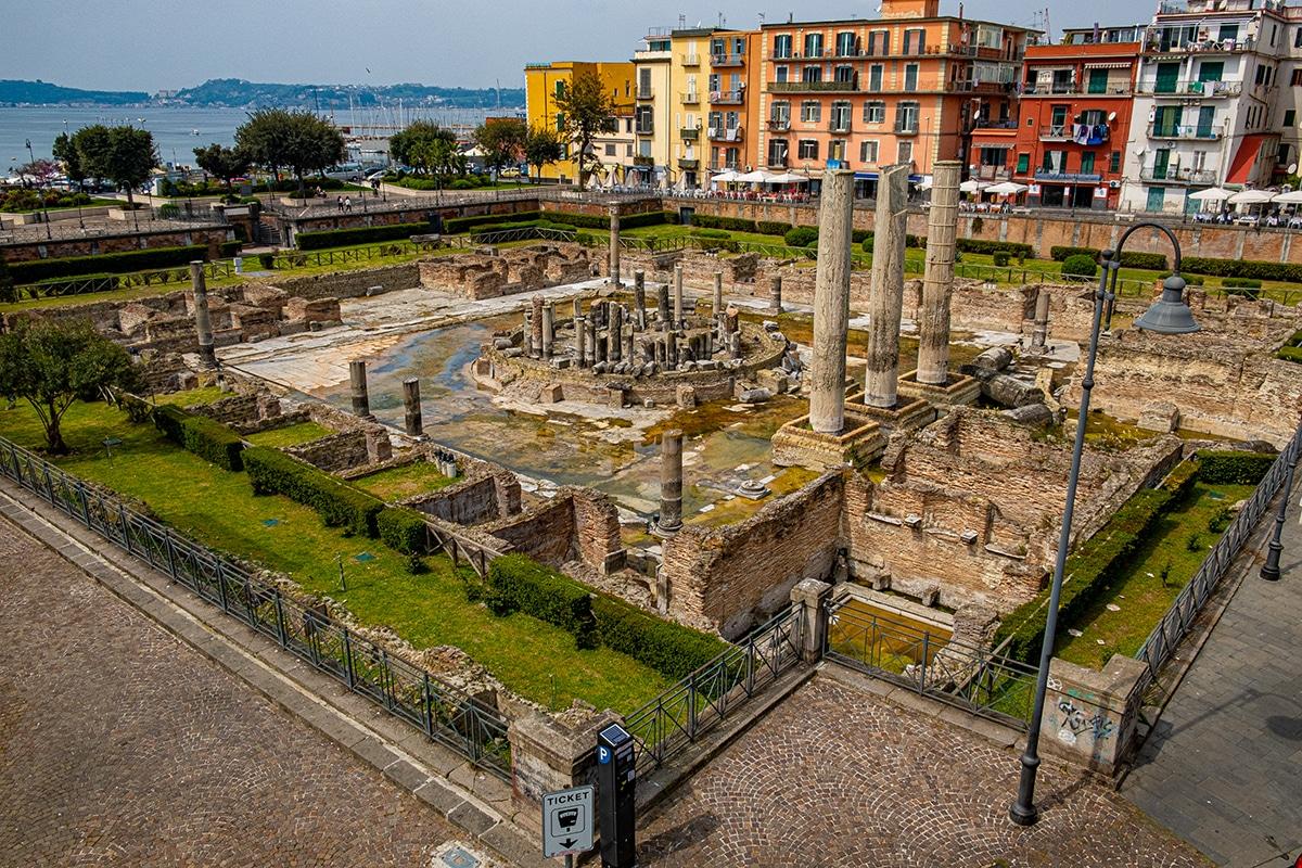 Il Tempio di Serapide di Pozzuoli