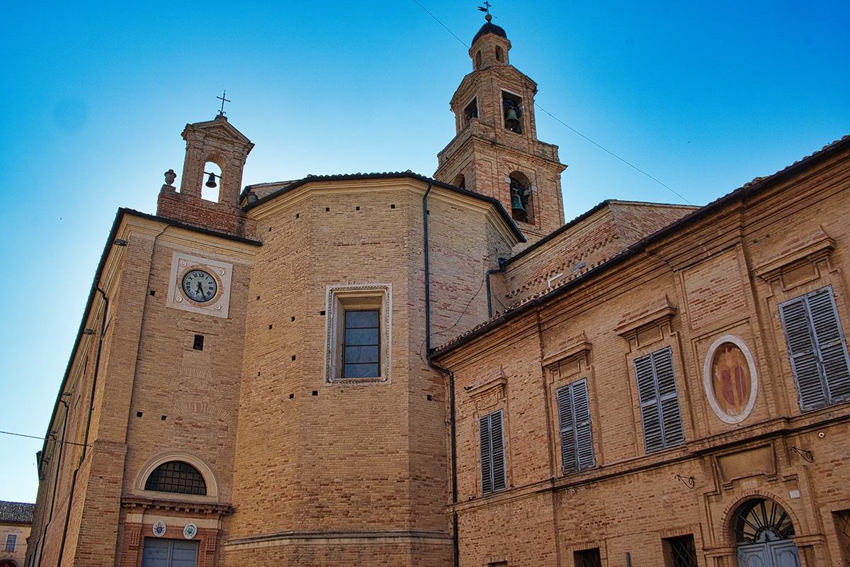 Cattedrale San Flaviano Recanati