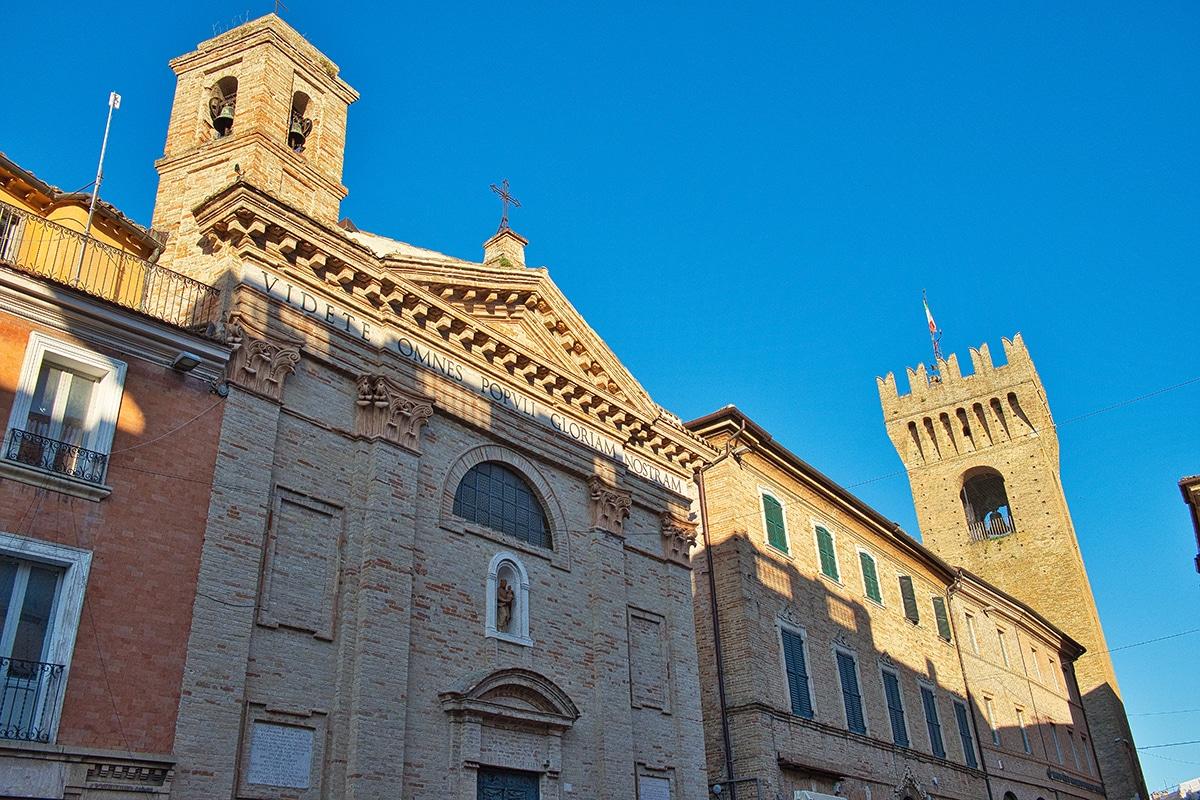 Chiesa di Sant'Anna Recanati