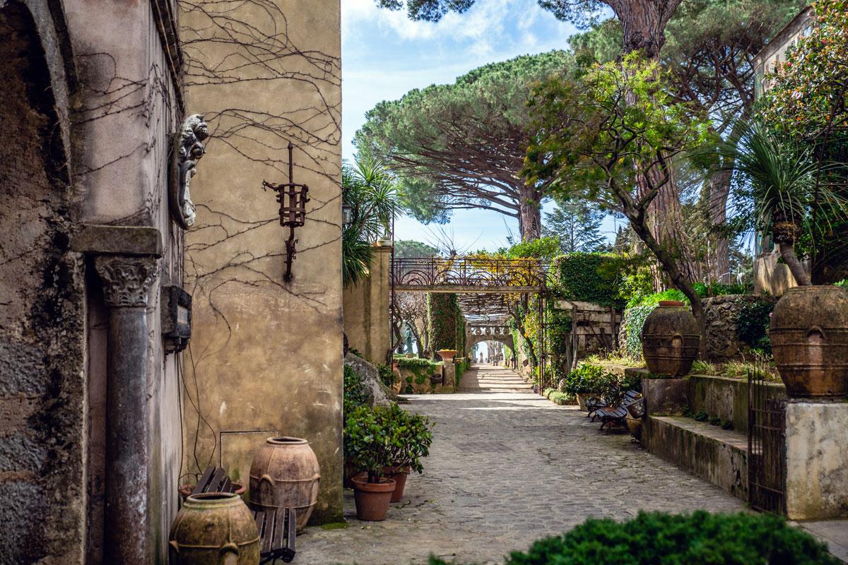Giardini di Villa Cimbrone - Ravello