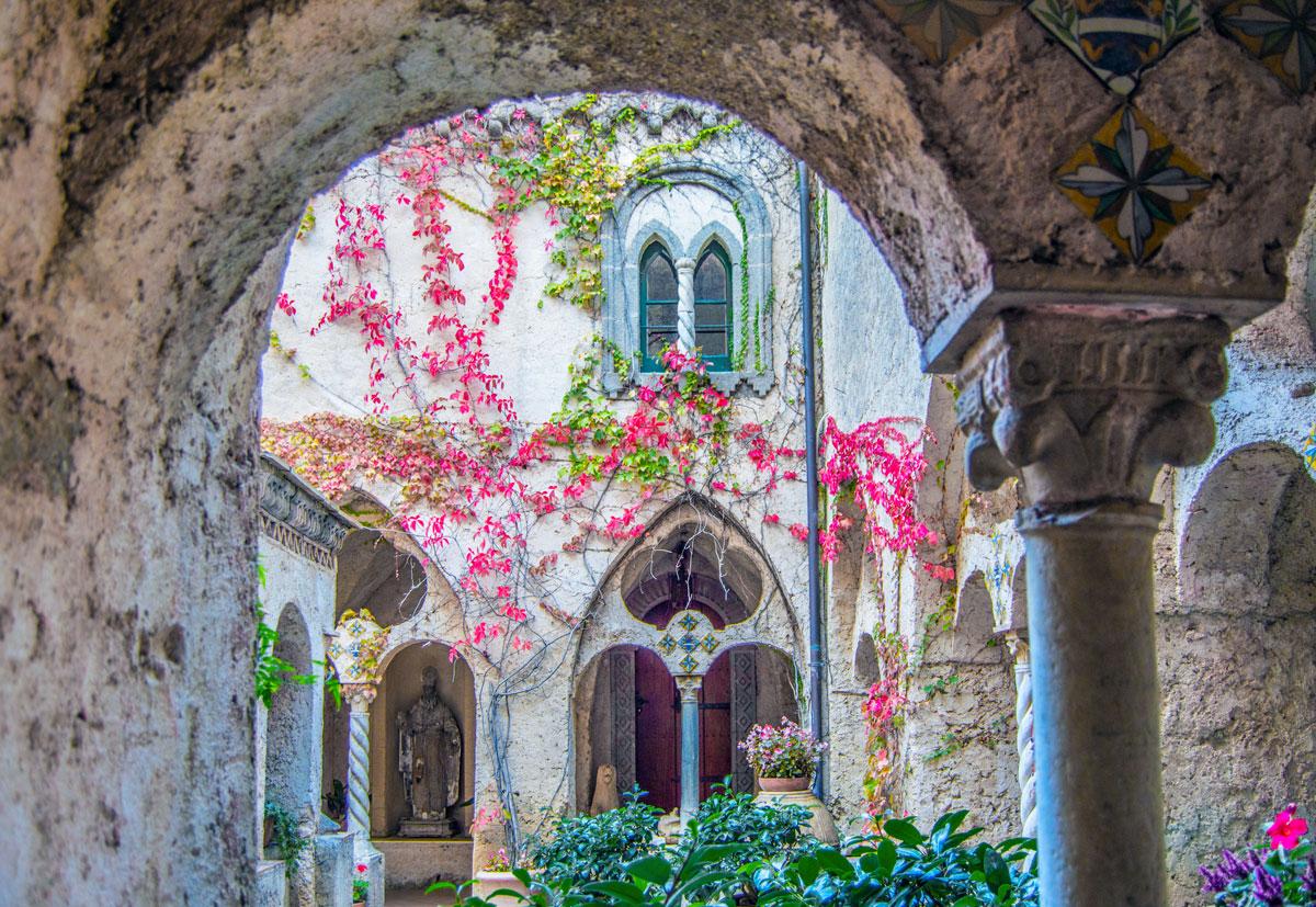 Giardino Villa Cimbrone Ravello