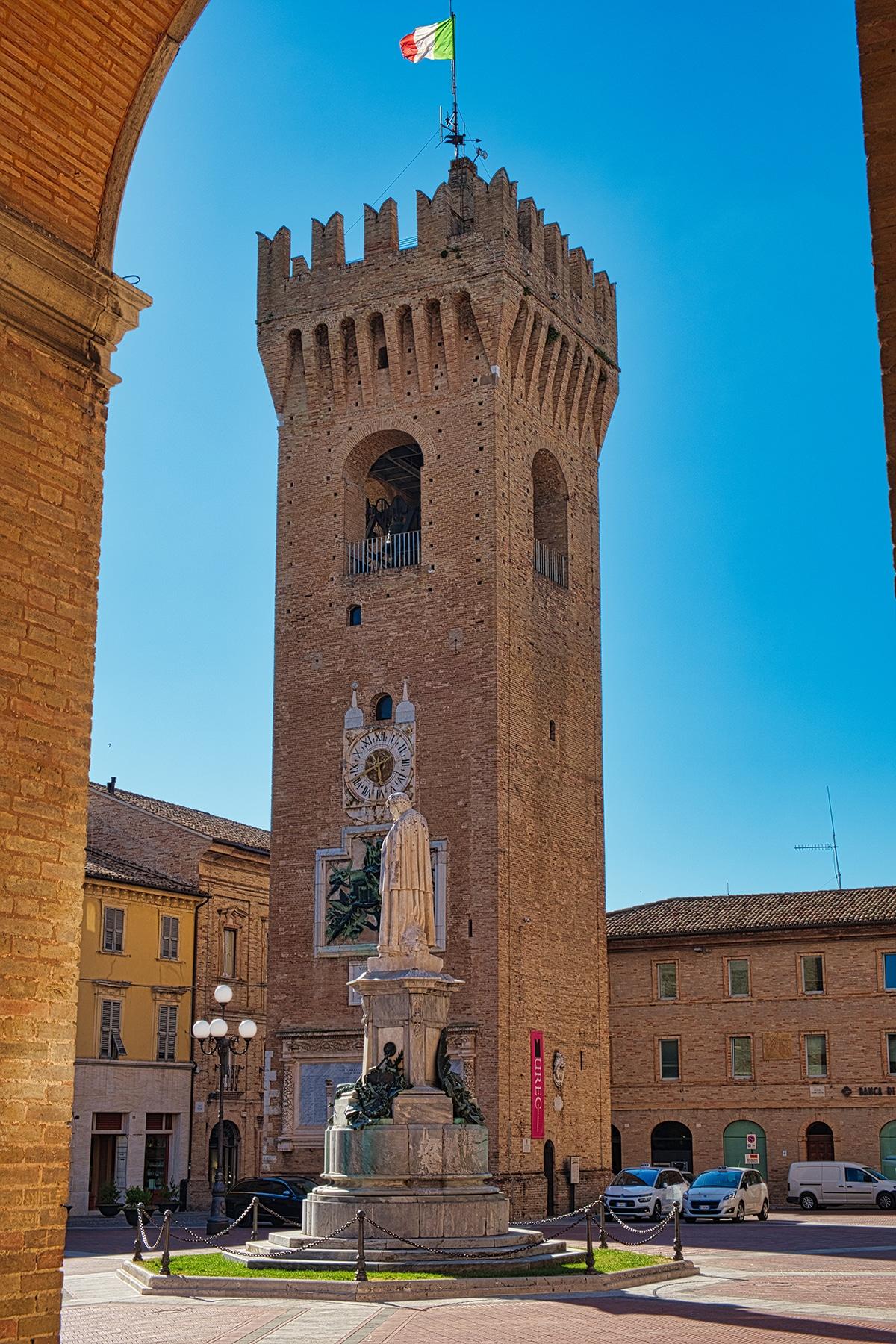 Torre del Borgo Recanati