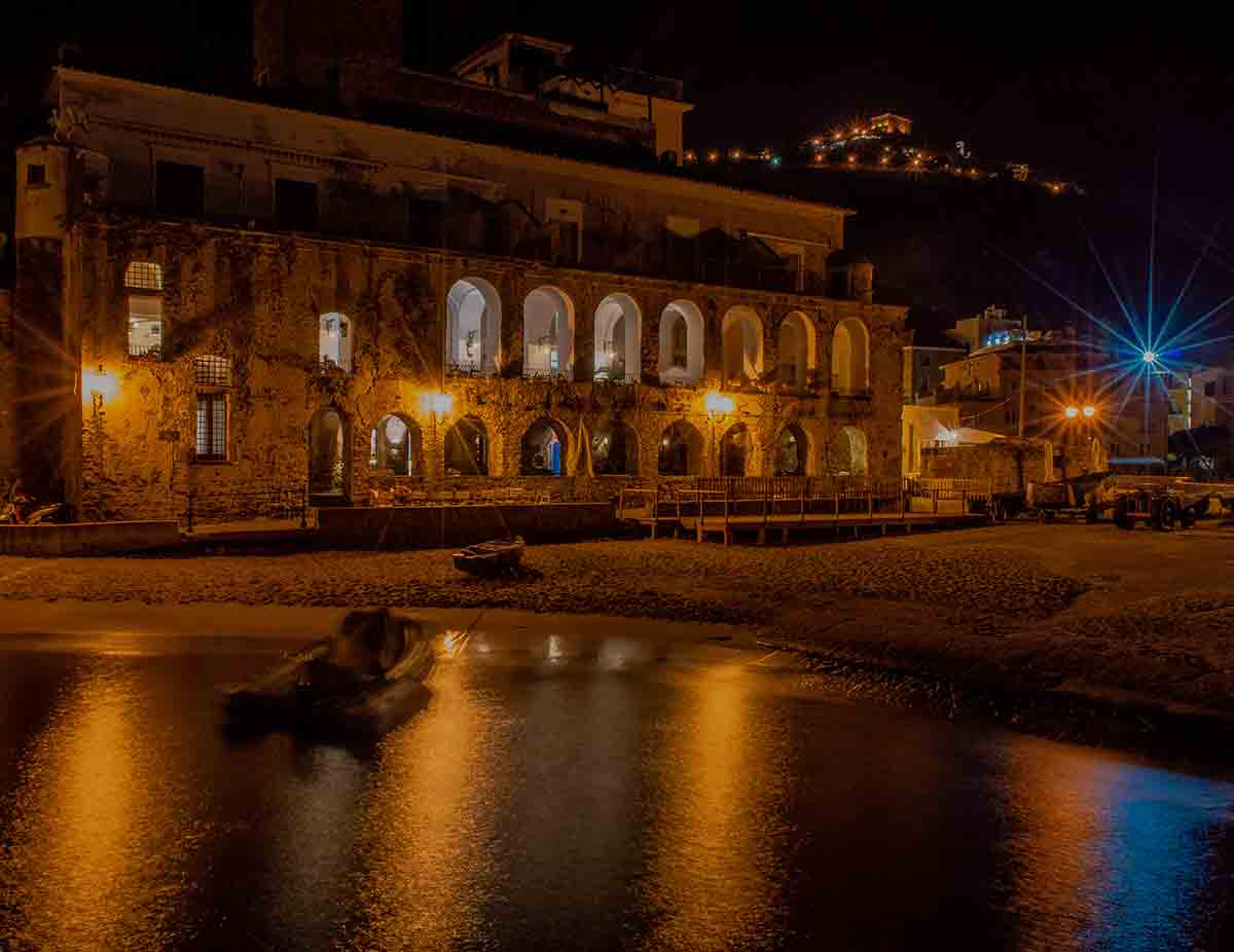 Santa Maria di Castellabate - Porto delle Gatte