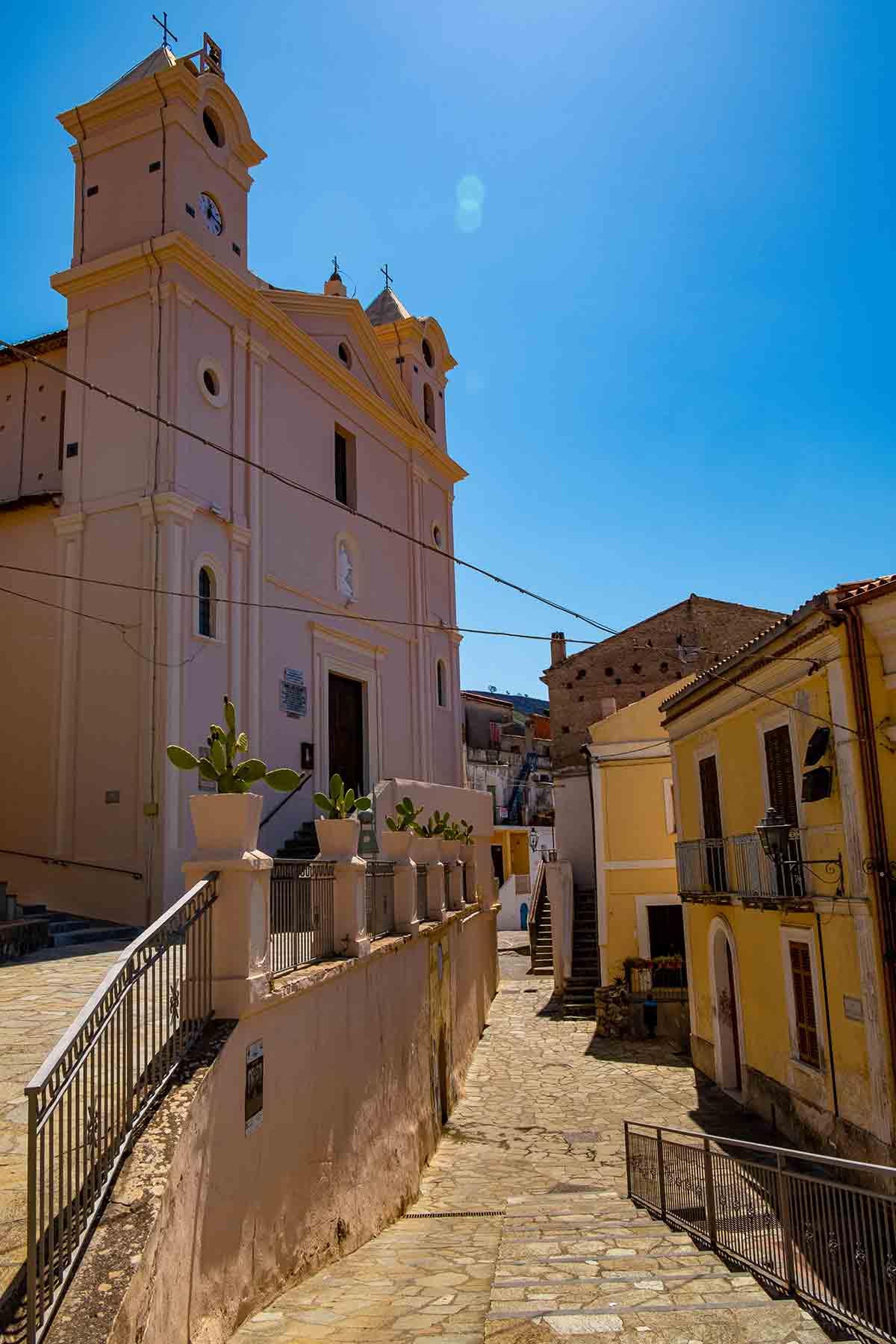 Chiesa San Nicola da Tolentino di San Nicola Arcella