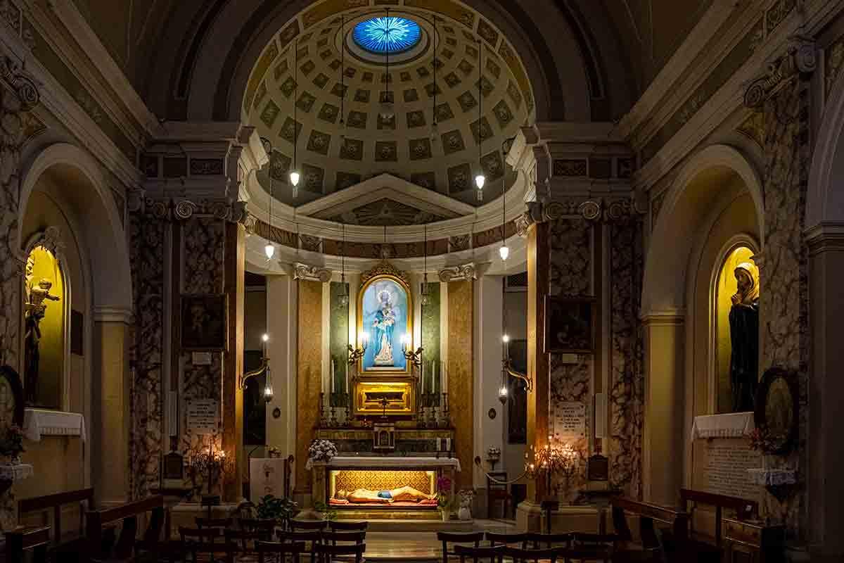 Chiesa Santo Rosario Sirolo