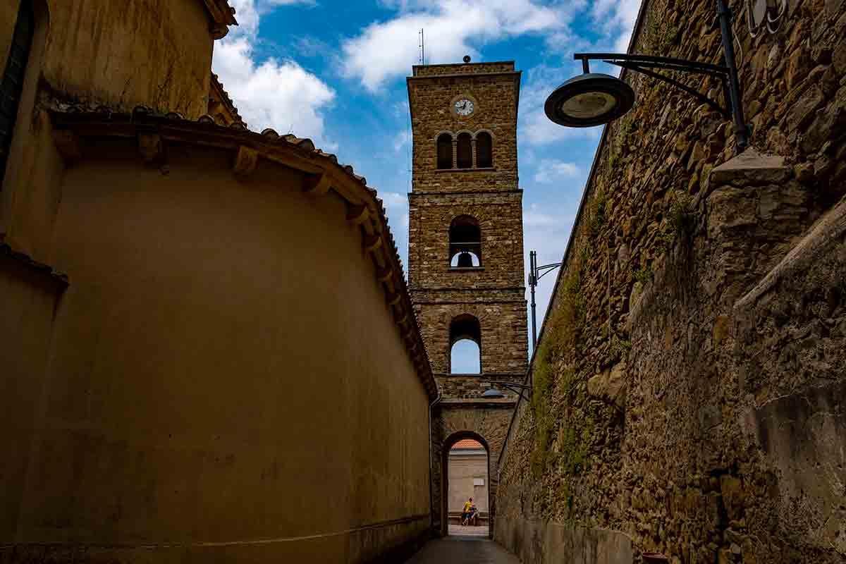Torre Campanaria di Castellabate