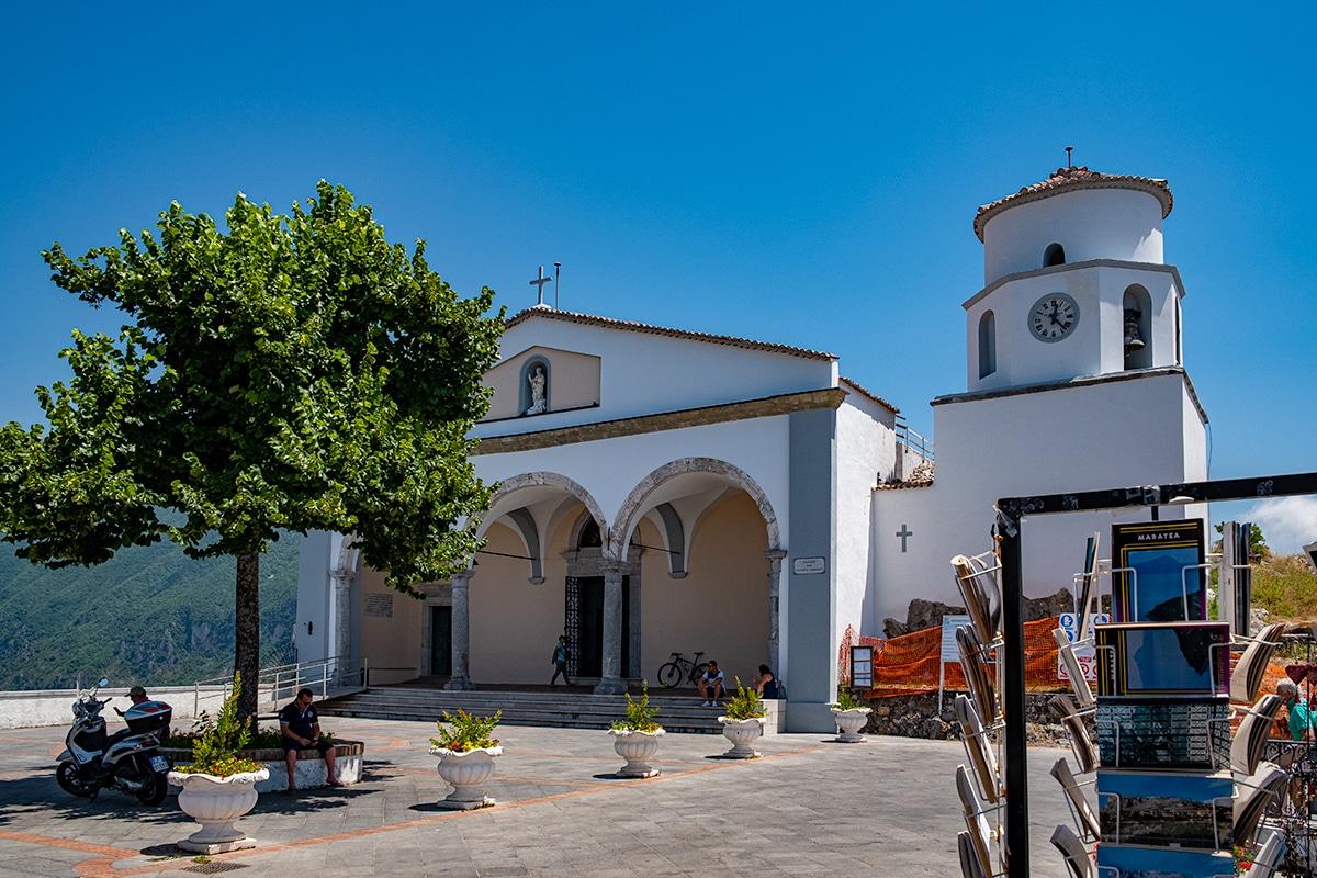 Basilica di San Biagio, Maratea