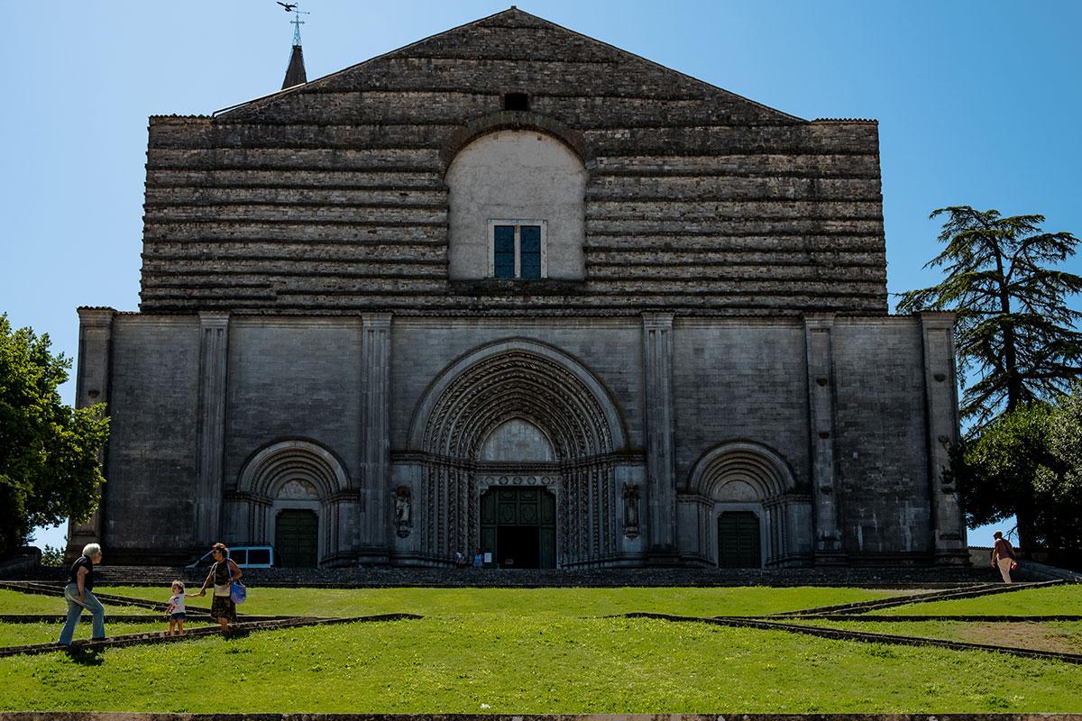 Chiesa San Fortunato Todi