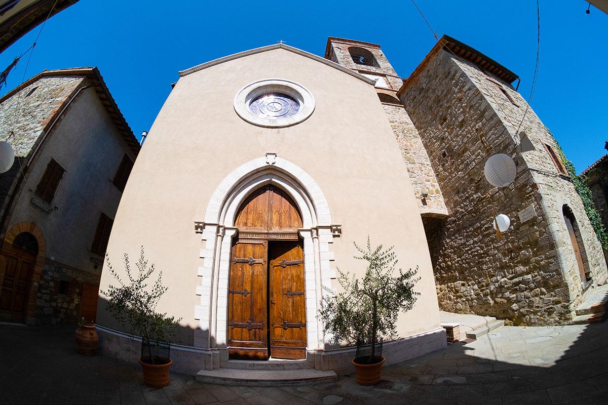 Chiesa San Salvatore - Doglio