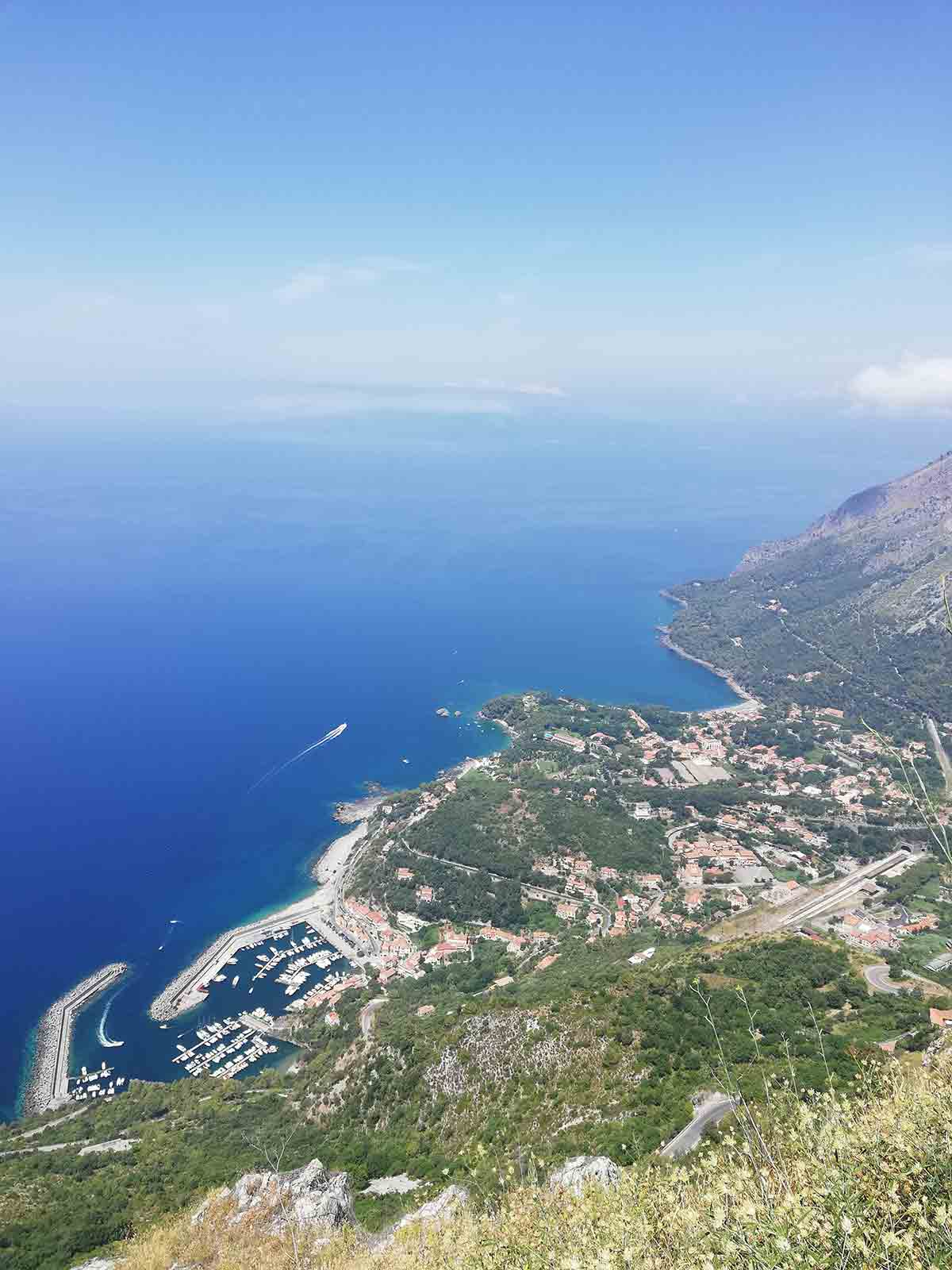 Maratea panorama
