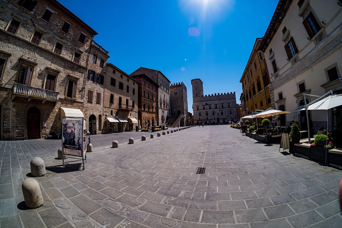 Piazza del Popolo Todi