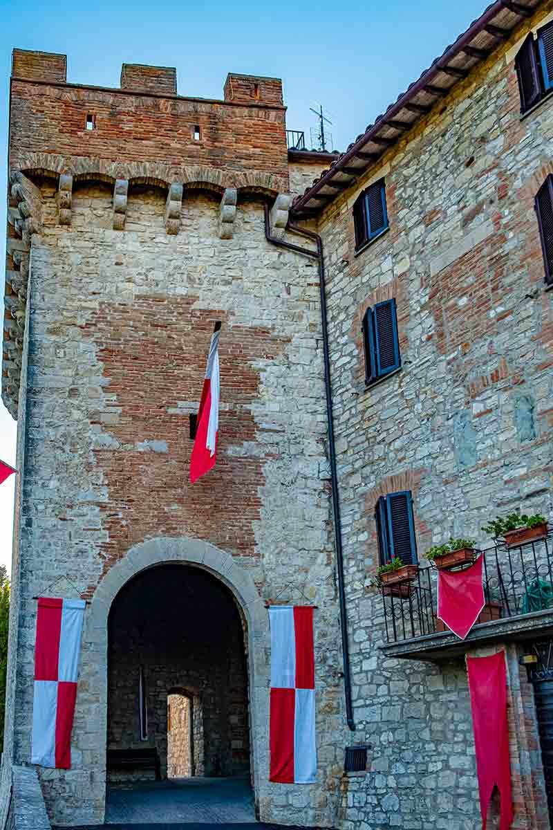 Torre Porta di Maggio