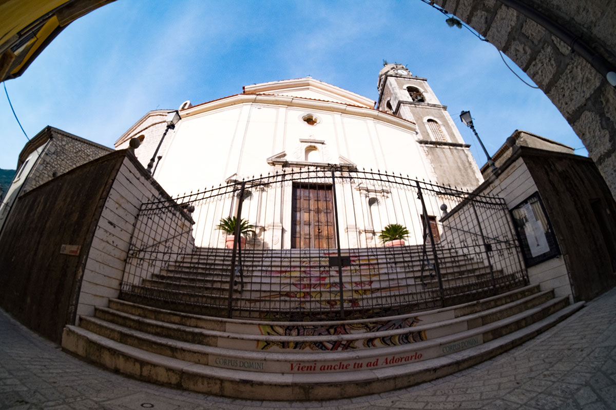 Chiesa di San Pietro e Paolo di Cusano Mutri