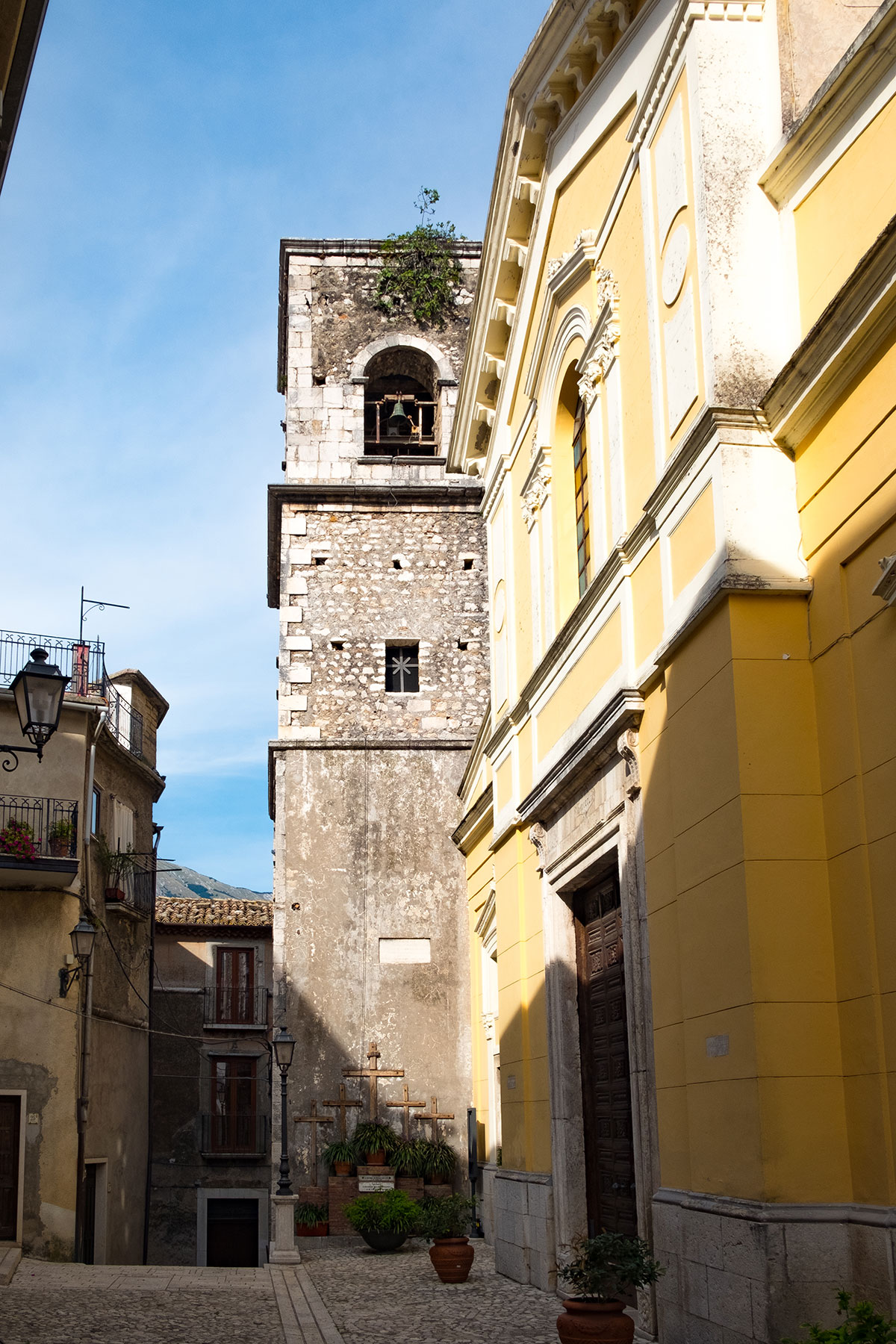 Chiesa San Giovanni Battista di Cusano Mutri