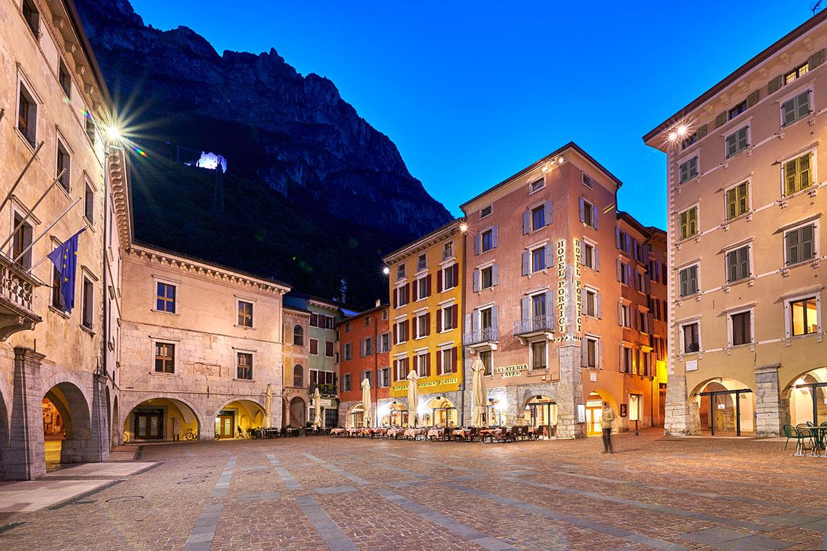 Palazzi di Riva del Garda