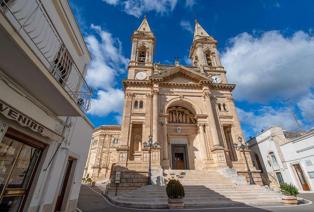 Basilica Santi Cosma e Damiano
