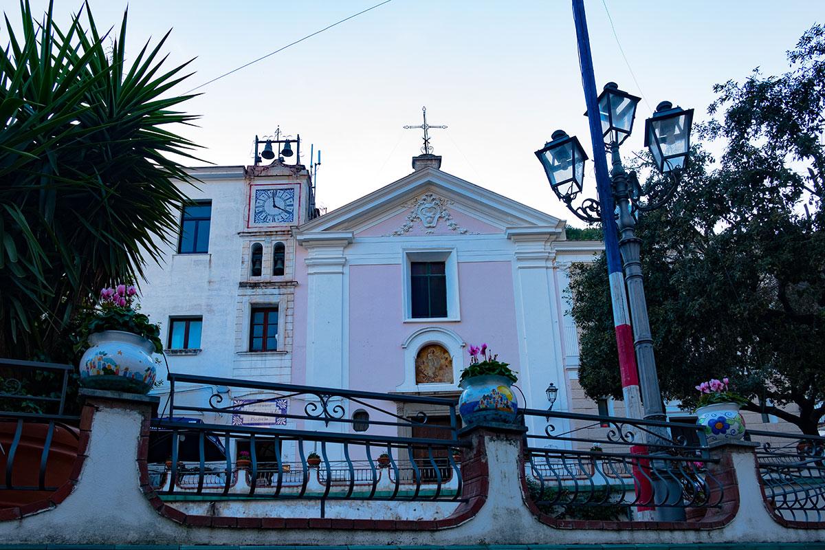 Chiesa San Francesco Cetara