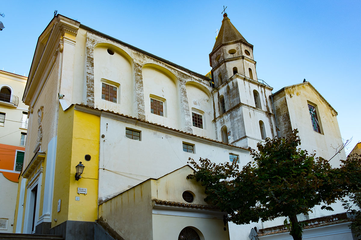 Chiesa San Pietro Apostolo Cetara