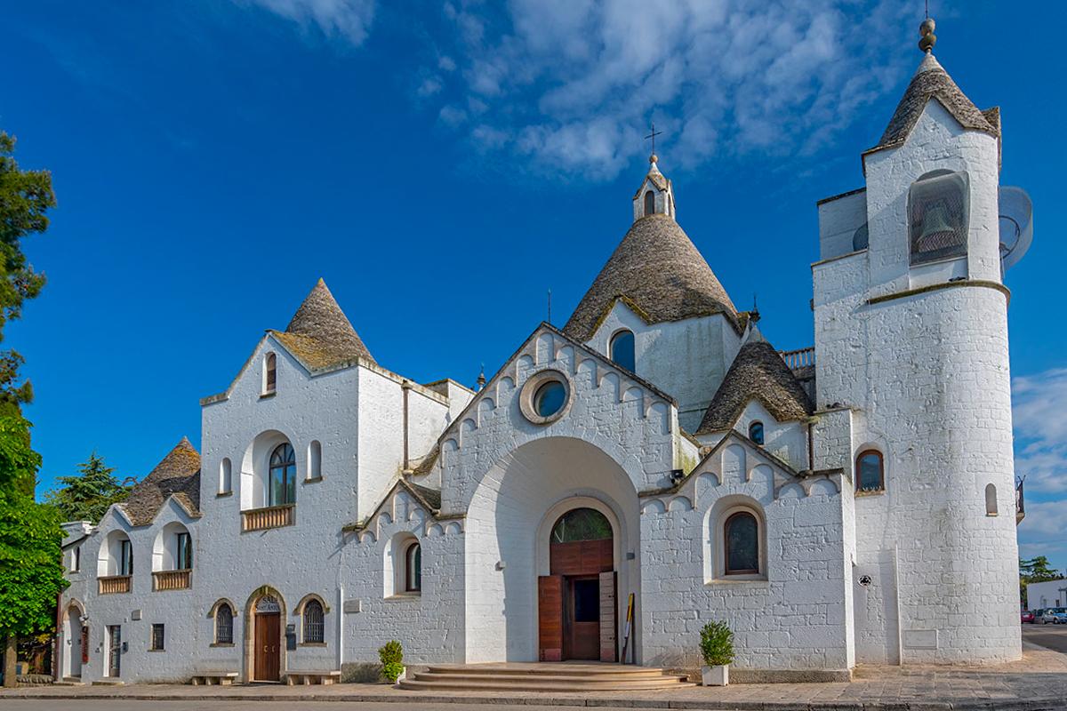 Chiesa-trullo Sant'Antonio