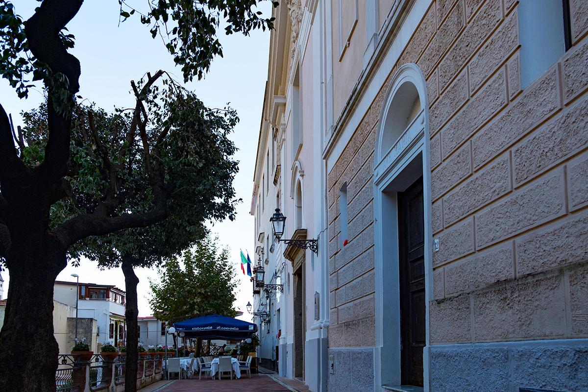 Convento San Francesco Cetara