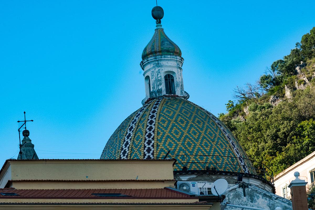 Cupola Chiesa San Pietro Apostolo