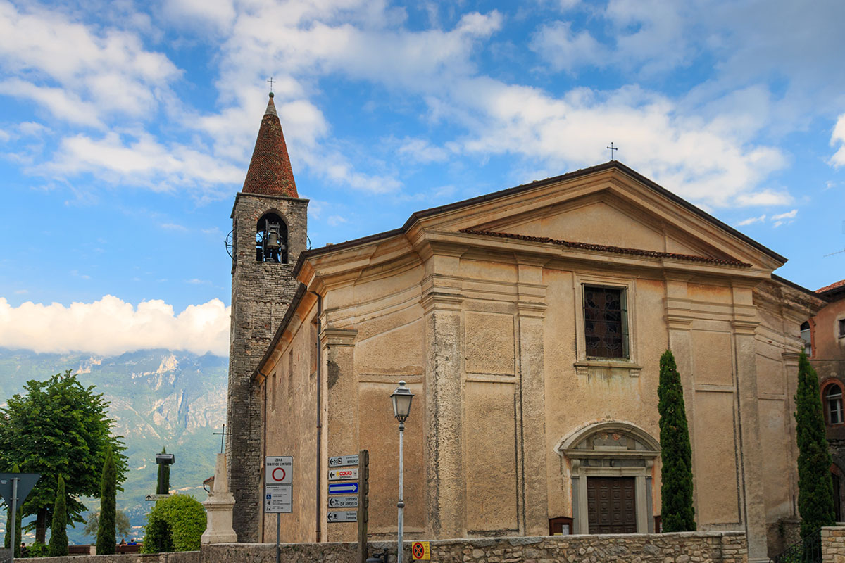 Chiesa San Giovanni a Pieve di Tremosine