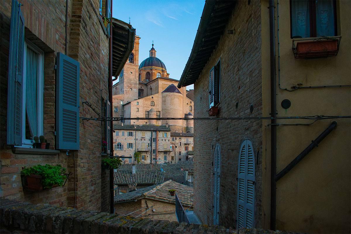 Centro Storico di Urbino