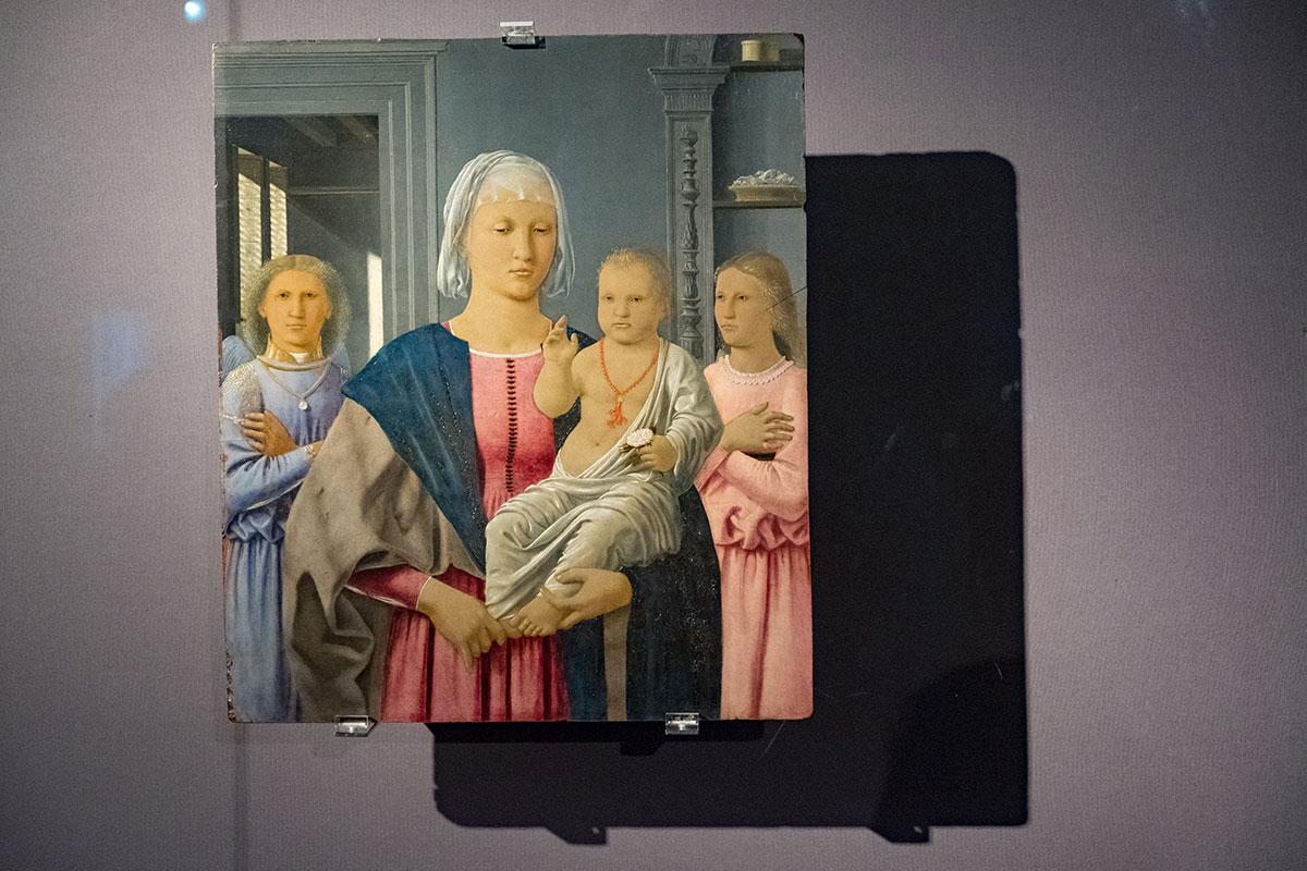 Madonna Senigallia - Piero Della Francesca